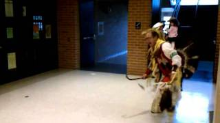 Native American music at the Spring International Festival
