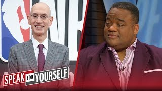 Player-controlled free agency is a mess Adam Silver can't fix — Whitlock | NBA | SPEAK FOR YOURSELF