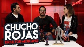 Conoce a Chucho Rojas, el talentoso escultor mexicano