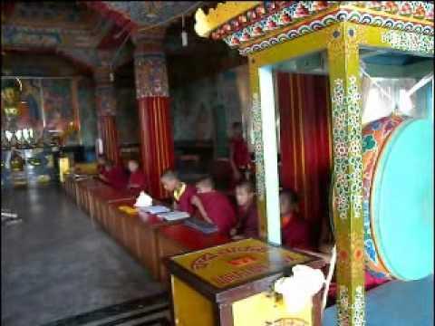 110605 Pokhara Matepani Gumba.avi