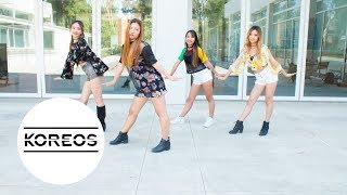 [Koreos] Blackpink 블랙핑크 - As If It's Your Last 마지막처럼 Dance Cover 댄스 커버