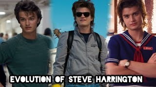 Steve Harrington character development on crack | Steve on crack