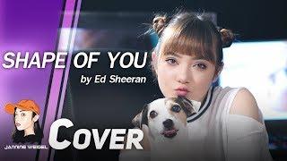 Ed Sheeran - Shape Of You  cover by Jannine Weigel ft.Tyler & Ryan)