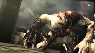 Wesker vs Nemesis-Epic Rap Battle of History Parodia(Parte2)
