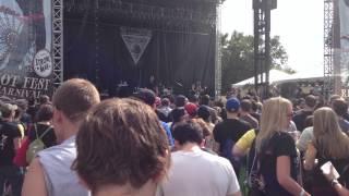 The Lillingtons - Codename Peabrain / Live @ Riot Fest - Humboldt Park, Chicago - 09.14.2013