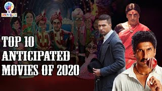 Top 10 Movies We Can't Wait to Watch in 2020 | Top 10 | Brainwash