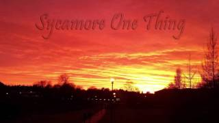 One Thing - Sycamore (Hillsong Cover)