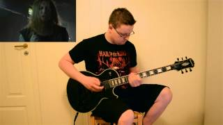 Amaranthe - The Nexus guitar cover