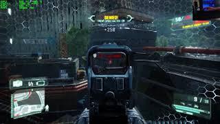 Crysis 3 Multiplayer: Top 10 kills cloakers