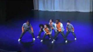 Amazing Kids Hip Hop Dance Ages 6-7 - J CREW