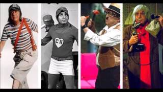 "Homenaje a Chespirito (El Chavo del 8) by Ruth Lorenzo - ""Hechicero"""