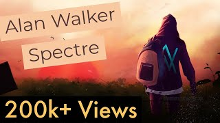 We Live We Love We Lie | Alan Walker The Spectre | Copyrights Free | 2017