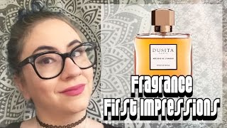 Fragrance First Impressions :: Dusita Paris Melodie de L'Amour | Niche Review width=