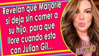 Imagen de Marjorie de Sousa cada vez mas d4ñada haria lo pe0r contra Julian Gil