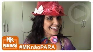 Aline Barros - Figurino Para o Novo CD Aline & CIA TimTim por TimTim - (#MKnãoPARA)