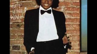 Michael Jackson - Off The Wall - Girlfriend