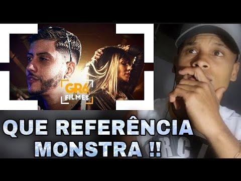 React 🔥 Maria Bonita /Mc Menor da VG (GR6 Explode)Dj Murillo e LT no Beat.