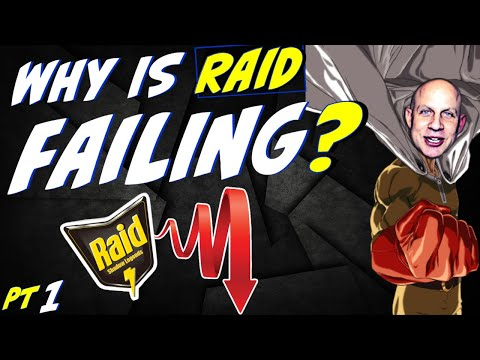 Raid's downward spiral pt1. Failing to deliver. Raid Shadow Legends review