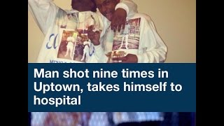 """Young Pappy Brother """"Bu Double"""" Shot 9 Times in Chiraq, Drives to Hospital and SURVIVES!"""
