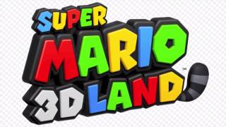 Title Screen (Beta Mix) - Super Mario 3D Land