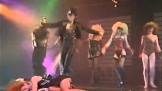 Arlene Phillips Hot Gossip - The Very Hot Gossip Show - Channel 4 TX: 27/11/1982