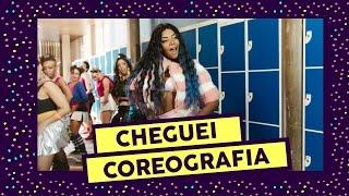 CHEGUEI - LUDMILLA (Aprenda a coreografia)