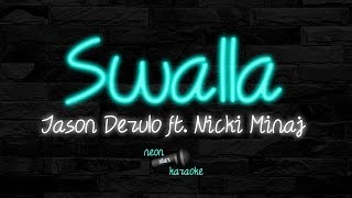 Jason Derulo ft. Nicki Minaj & Ty Dolla $ign - Swalla (Instrumental)