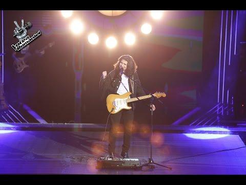 Alexandru Musat - Still Got The Blues | FINALA | Vocea Romaniei
