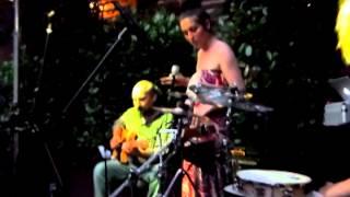Luiza Zan & Slang Live @ Palatul Bragadiru -Vin la Jazz 16 July