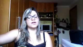 Cris Alencar cantando Pássaro de Fogo