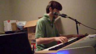 Flobots - Handlebars (piano + vocals COVER)
