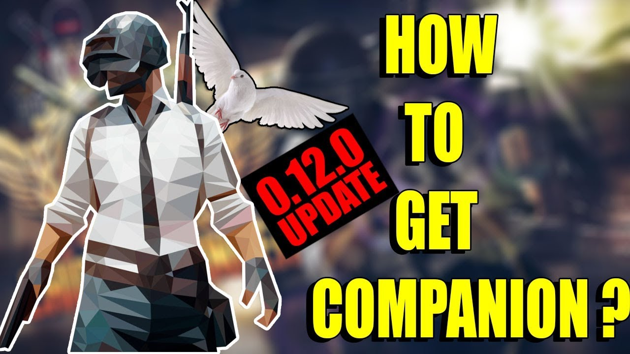 Download thumbnail for How To Unlock Companion ( PIGEON ) in