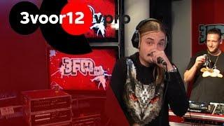 Donnie - Ze Gooit Voodoo Op Me Live Bij 3voor12 Radio