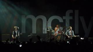 McFly - The Ballad Of Paul K - Anthology Tour Part 2 - Manchester Academy - 13th September 2016