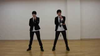 BTS(방탄소년단) - Boy In Luv(상남자) dance cover