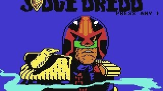 Commodore 64 Music - Judge Dredd