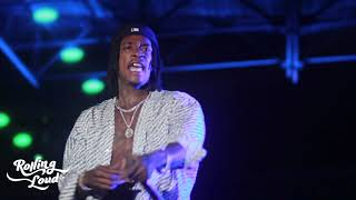 Wiz Khalifa performs Black N Yellow and We Dem Boyz at Rolling Loud Bay Area 2018