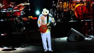 Carlos Santana - Oye Como Va (Live) [Sentient Tour - Roma 27/07/2013] HD