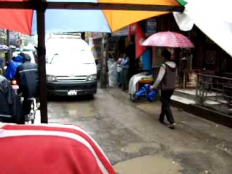 Paseo en Rickshaw por Kathmandu