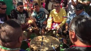 Black Bear - Pala pow wow 2016
