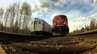 Chris Tarrant: Extreme Railway Journeys - The Railway that Created Canada (Episode trailer HD)