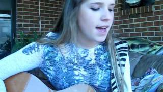Over Me Now Gloriana(cover)