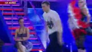 Aleksandar BG Music Idol - Living In America (James Brown)