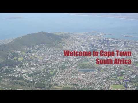 Cape Town – Città del Capo – Sudafrica