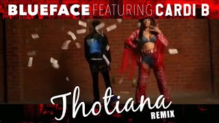 "Blueface ""Thotiana"" Remix ft. Cardi B (Dir. by @_ColeBennett_) (Official Music Video) ***PREVIEW***"