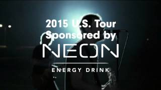 David Cook LIVE Sponsored by NEON Energy Drink