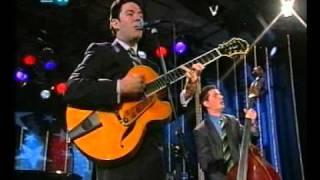 john pizzarelli trio live 2000   walkin' my baby back home