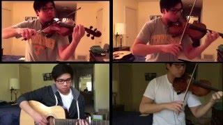 Hallelujah - Violin & Guitar Cover