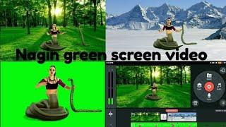 Nagin green screen video ( RAJ Green Screen )