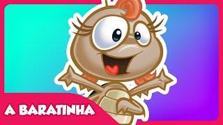 A Baratinha - DVD Galinha Pintadinha
